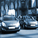 Flying Renault Scenic at launch event in Paris / France